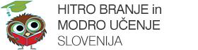 Hitro branje in modro učenje – Slovenija